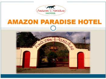 Amazon Paradise Hotel