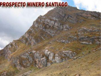 Prospecto Minero Santiago